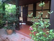 Villa Lao Wooden House: exterior