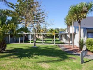 Auckland Airport Kiwi Motel Auckland - Garden
