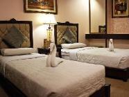 Dvoulůžkový pokoj s oddělenými postelemi typu Standard
