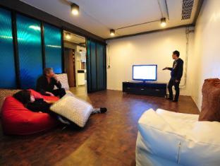 Saphaipae Hostel Bangkok - Television Room