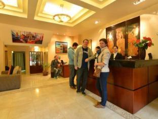 Artisan Boutique Hotel Hanojus - Viešbučio interjeras