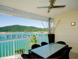 Mantra Boathouse Apartments Whitsunday Islands - Phòng khách