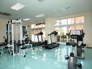 Emerald Palace Hotel Pattaya - Fitness Room
