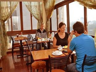 Golden Sun Lakeview Hotel Hanoi - Restauracja