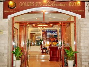 Golden Sun Lakeview Hotel Hanoi - Inngang