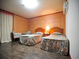 Goodstay Kyungha Spa Hotel Daejeon - Twin