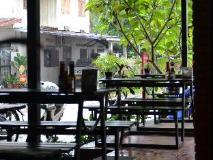 Inthira Vang Vieng: restaurant