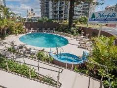 Norfolk Luxury Beachfront Apartments Australia