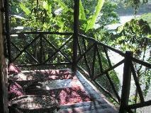 Thongbay Guesthouse Luang Prabang: balcony/terrace