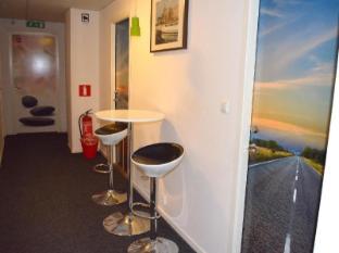 Interhostel Stockholm - Interior