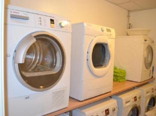 Interhostel Stockholm - Laundry Room