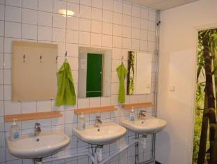 Interhostel Stockholm - Bathroom