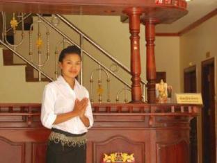 Win Hotel Vientiane - Receptie