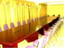 Xaysomboun Hotel: meeting room