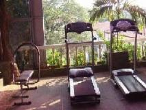 Xaysomboun Hotel: fitness room