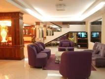 Xaysomboun Hotel: interior