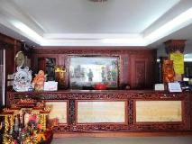 Xaysomboun Hotel: reception