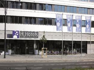 H2 Hotel Berlin Alexanderplatz Берлін - Зовнішній вид готелю
