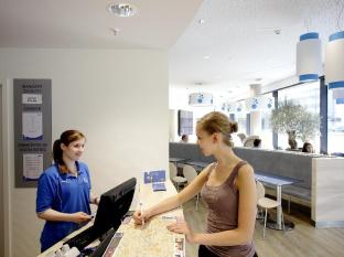 H2 Hotel Berlin Alexanderplatz Берлін - Рецепція