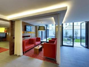 Hampton by Hilton Berlin City West Berlín - Vestíbulo