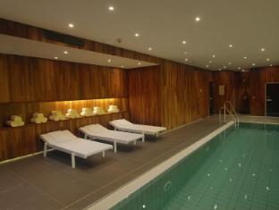 柏林薩納酒店 柏林 - 游泳池