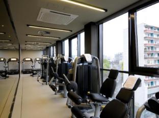 柏林薩納酒店 柏林 - 健身房