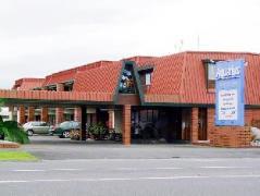 Aquarius Motor Inn   New Zealand Budget Hotels