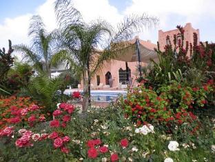 Kasbah Chwiter Hotel Marrakesch - Garten