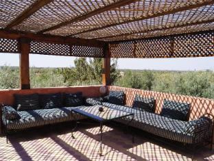 Kasbah Chwiter Hotel Marakešas - Balkonas / terasa