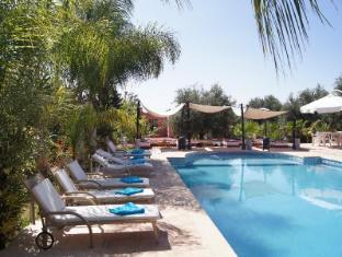 Kasbah Chwiter Hotel Marrakesch - Schwimmbad