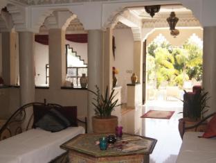 Kasbah Chwiter Hotel Marrakesch - Hotel Innenbereich