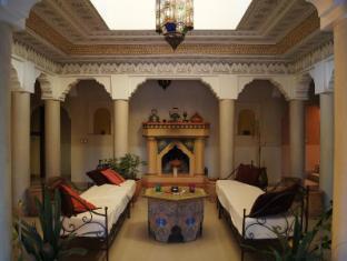 Kasbah Chwiter Hotel Marakešas - Viešbučio interjeras