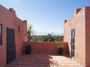 Kasbah Chwiter Hotel Marrakesch - Balkon/Terrasse
