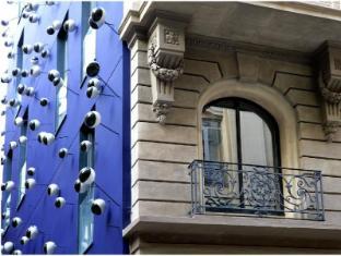 Ohla Hotel Barcelona - Exterior