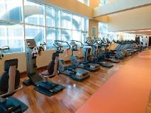 fitness room | Abu Dhabi Hotels