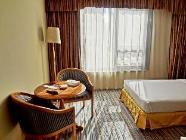 חדר לשניים עם 2 מיטות צמודות (טווין)