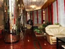 Basma Residence: lobby