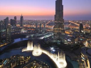 아르마니 호텔 두바이 두바이 - 호텔 외부구조
