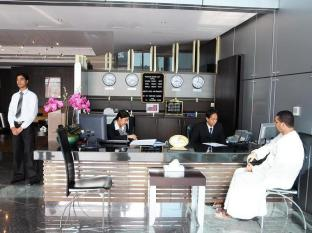 Al Jazira Club Hotel Abu Dhabi - Reception