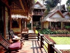 Laos Hotel | Ban Sabai Bungalow