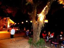 Ban Sabai Bungalow: restaurant