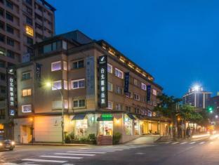 Forward Hotel Nangang Taipeh - Hotel Aussenansicht