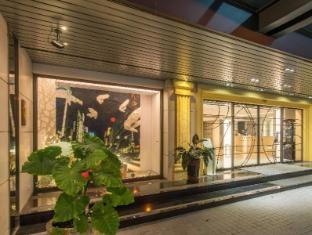 Forward Hotel Nangang Taipeh - Eingang