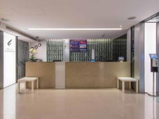 Forward Hotel Nangang Taipeh - Rezeption
