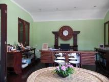 Ancient Luang Prabang Hotel (Ban Phonheuang): reception