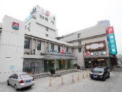 Jinjiang Inn Shanghai Zhenbei Rd China