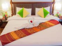 Muang Thong Hotel: guest room