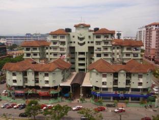 Promenade Service Apartment Kota Kinabalu - Persekitaran