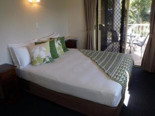 Airlie Apartments Whitsunday Islands - חדר שינה