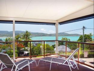 Airlie Apartments Whitsunday Islands - Balkon/Terras